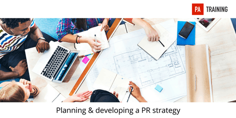 Planning & Developing a Public Relations (PR) Strategy tickets