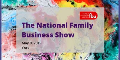 National Family Business Show Exhibitor Package