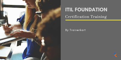 ITIL Foundation- 2 days Online Classroom Training in Redding, CA