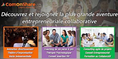 Collaborative Session : Apprendre, Co-créer et Partager avec Comonshare tickets