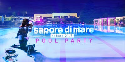 21.07-Sapore di Mare Party Special Guest Live Band Ugo Conti - AmaMi Communication