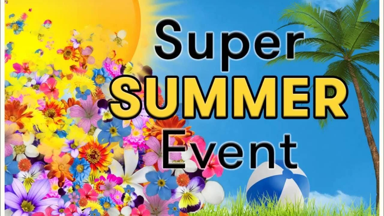 MSc Students Big Summer Event - 17th August 2