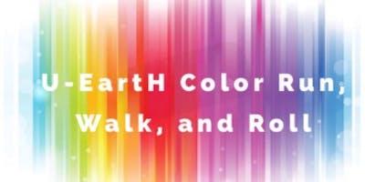2018 Ursuline Color Run, Walk, and Roll