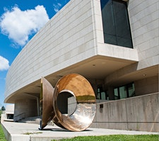 American University Museum at the Katzen Arts Center logo