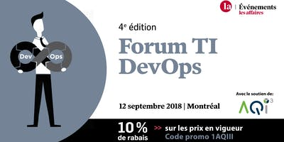 Forum DevOps Les Affaires
