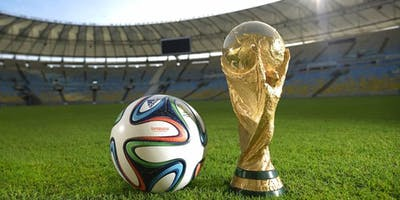 WORLD CUP FINALS Viewing Party with Open Beer Bar