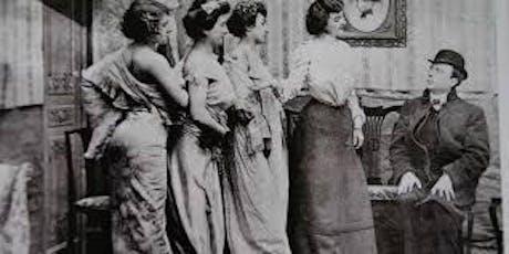 « Visite guidée exclusive entrée Maison close, Prostitution passée et actuelle, circuit Paris 2arrt ». billets