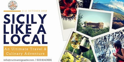SICILY LIKE A LOCAL. AN ULTIMATE TRIP