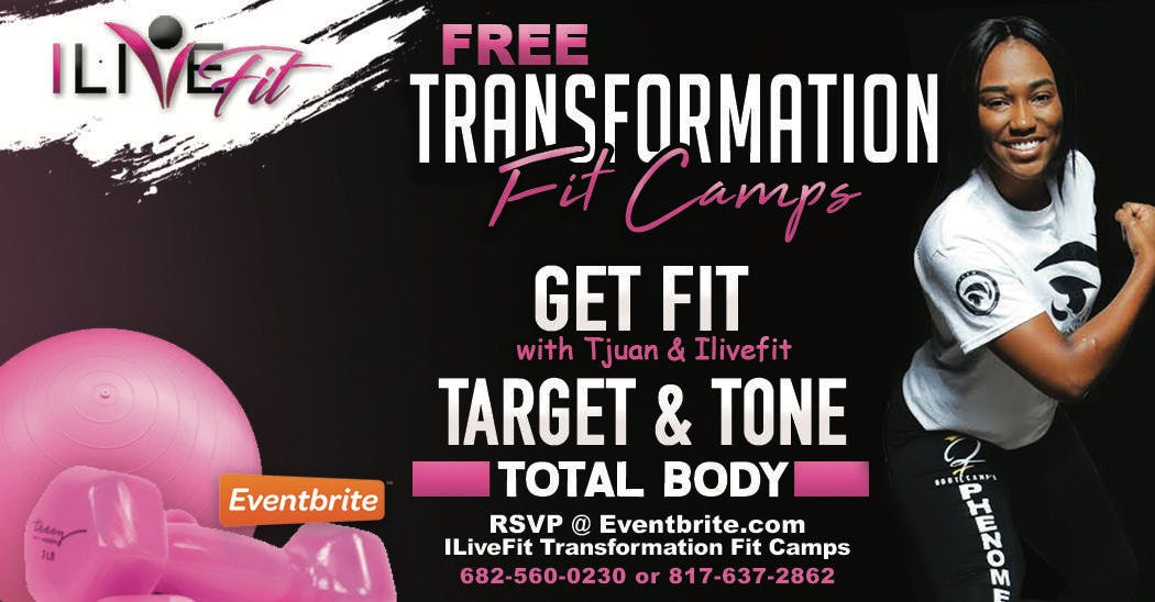 ILIVEFit Workout4her
