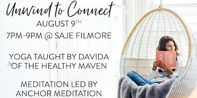 Unwind to Connect with The Healthy Maven