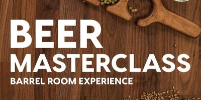 Beer Masterclass - The Barrel Room Experience
