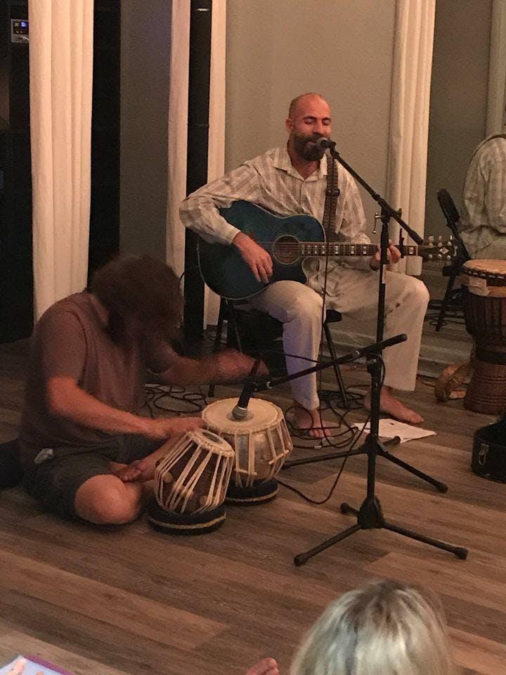Kirtan with Joel Jadus
