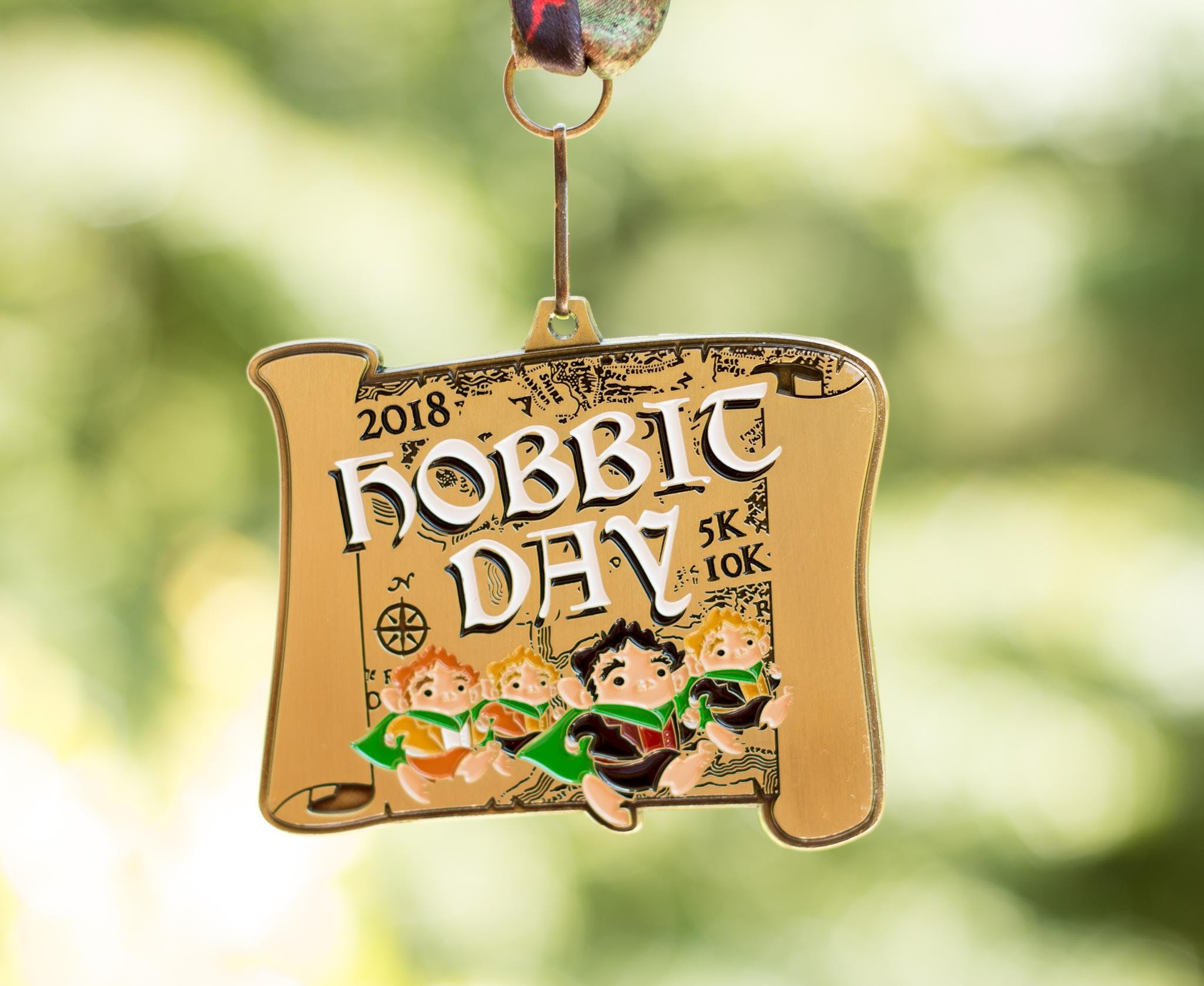Hobbit Day 5K & 10K – Journey to Middle Earth -Winston-Salem