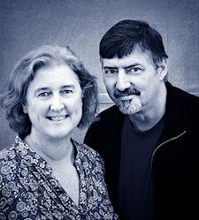 Victoria COOPER + Doug SPOWART logo