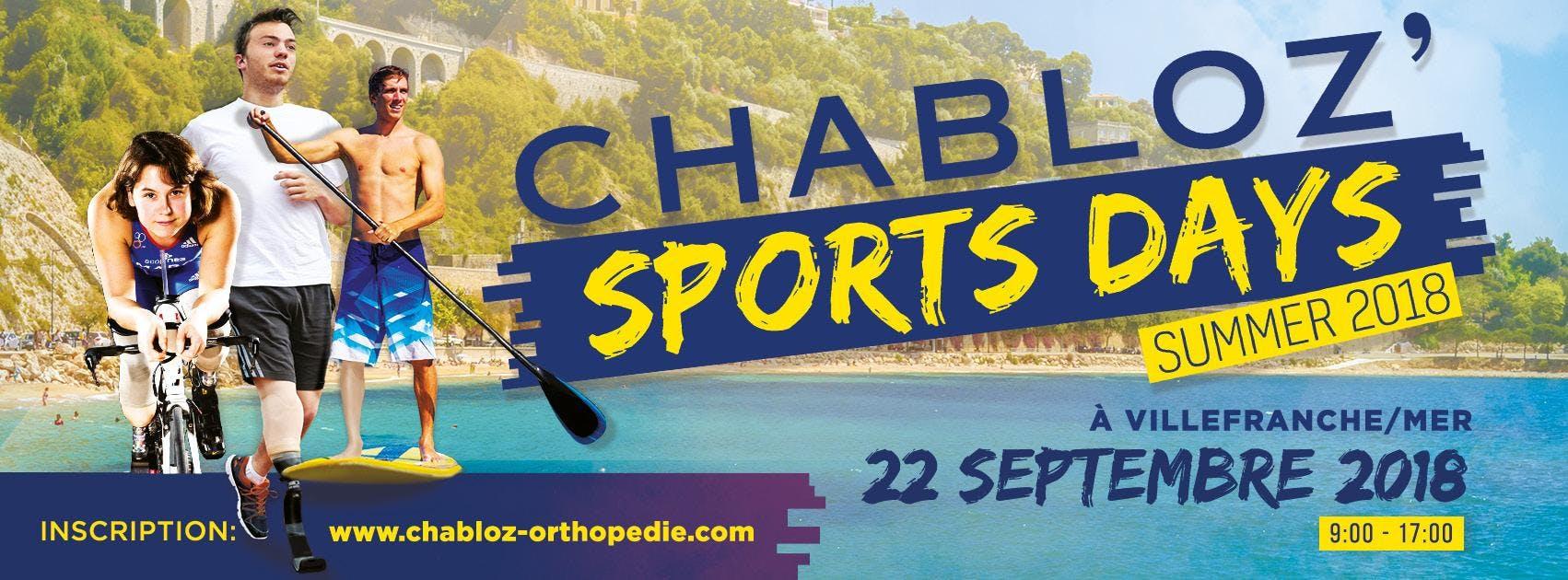 Chabloz'Sports Days - Villefranche-Sur-Mer 20