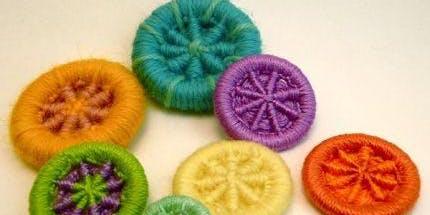 Sunday Afternoon Treats - Dorset Buttons