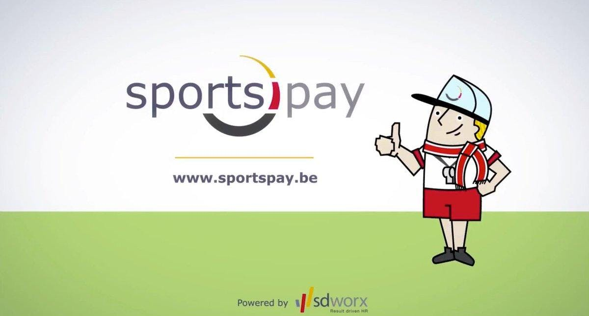 Infosessie SportsPay provincie Vlaams-Brabant
