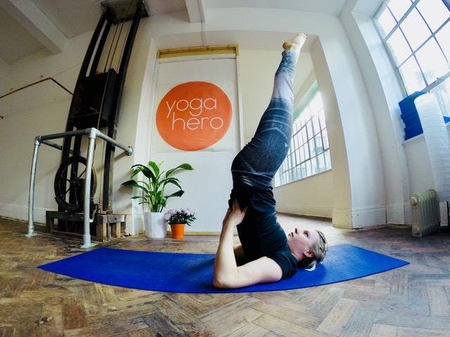 Yoga Essentials Workshop: Shoulderstand (Sala