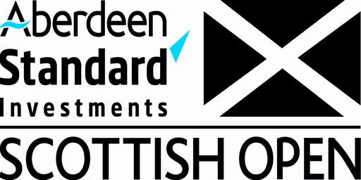 Aberdeen Standard Investments Scottish Open 2019