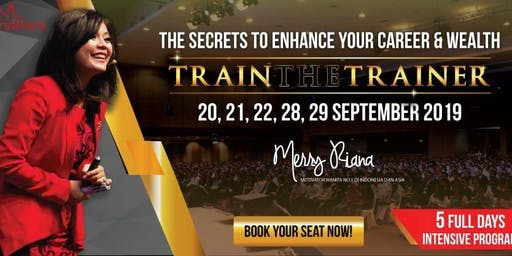SESI PERKENALAN TRAIN THE TRAINER 2019 BY MERRY RIANA