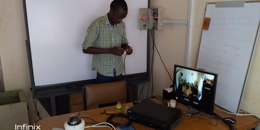 IP CCTV Security, Installation & Basic Networking Course  (DAY)