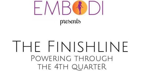 The Finishline: Success in the 4th Quarter & Beyond tickets