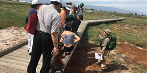 CANCELLED - Hike the Mallard Slough Trail