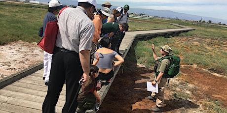 Hike the Mallard Slough Trail tickets