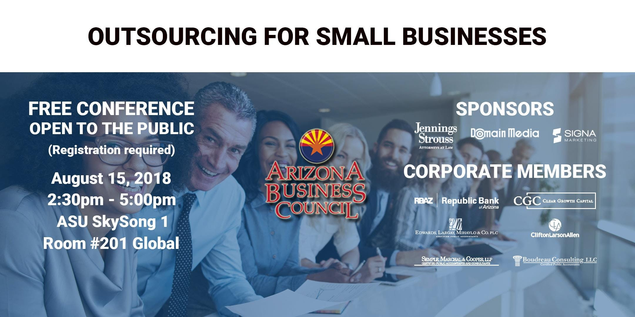 Outsourcing For Small Businesses