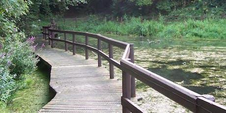 Volunteer Work Day: Crabtree Ponds Nature Reserve tickets