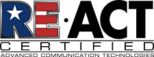 RE*ACT Certification  logo