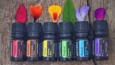 dōTERRA Essential oils for supporting mood an