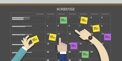 Site Leader's Guide to Master Scheduling - 3 Day Series - CentralCal