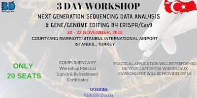 NGS CRISPR Workshop in Istanbul