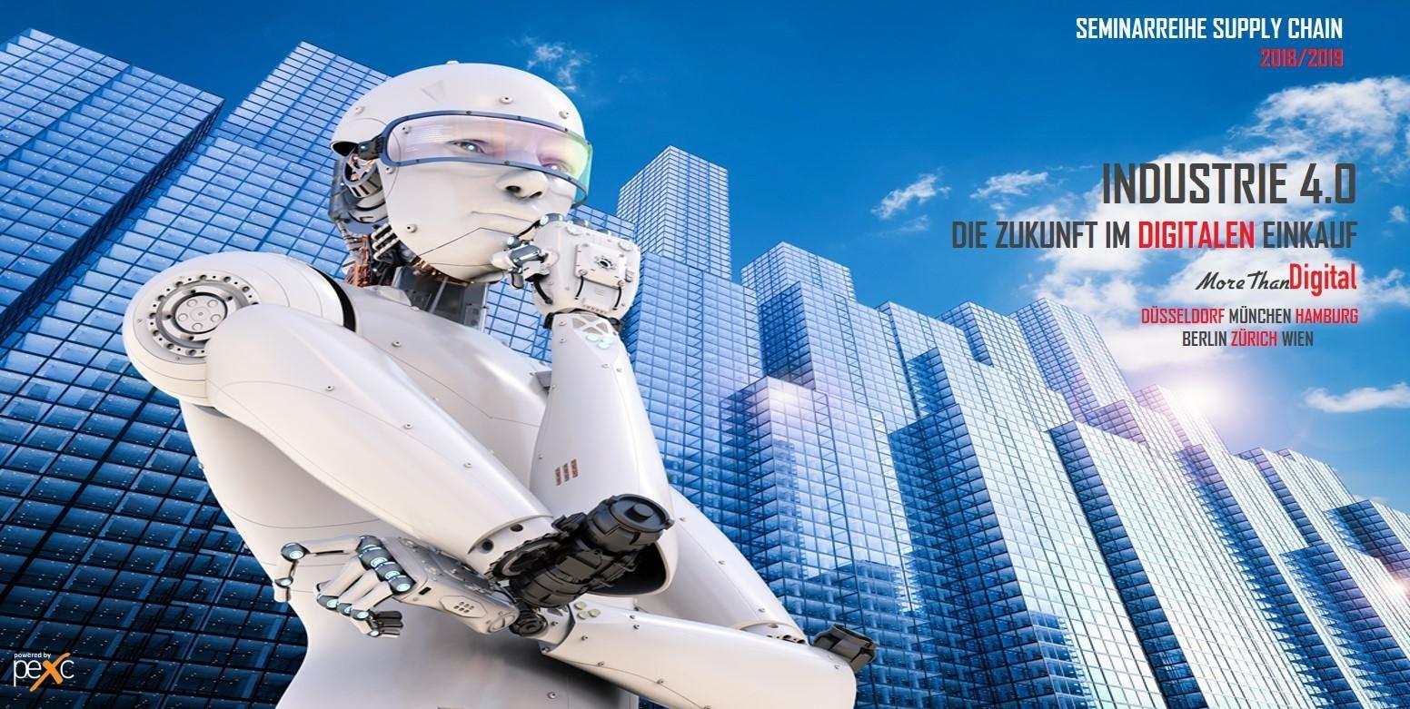 Industrie 4.0 - Die Zukunft im digitalen Einkauf