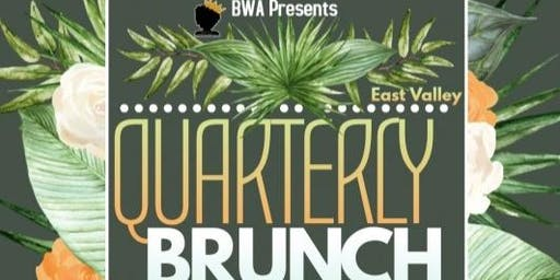 BWA East Valley Quarterly Brunch (Summer 2019)