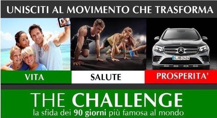 The CHALLENGE (GE) 17/07