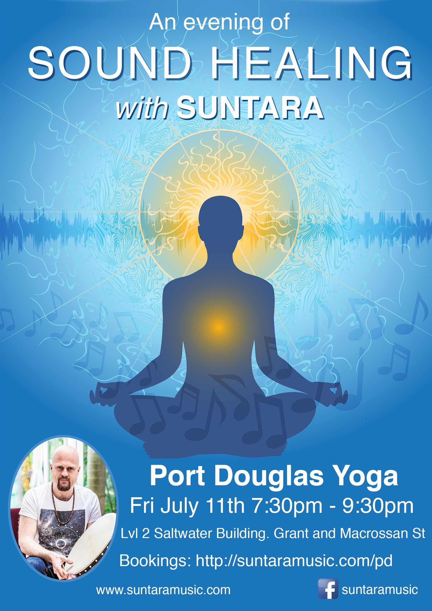 Suntara Sound Healing Journey - Kilcash(Ireland)