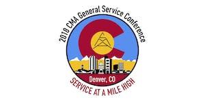 CMA 2018 General Service Conference - Denver, CO