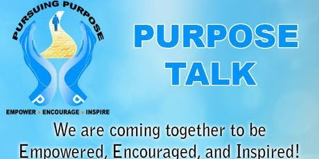 (Purpose Talk) The Impact of Our Choices tickets