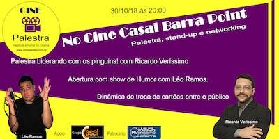 Cine Palestra - Negócios e Humor