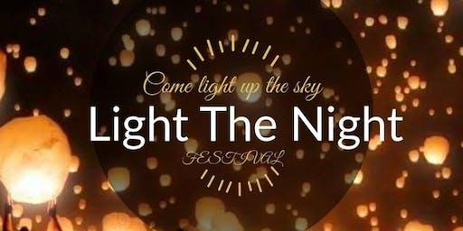 light the night water lantern event louisville ky