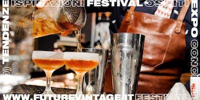 Mixology: una Masterclass alla scoperta dell'Irish Whiskey // Future Vintage Festival 2018