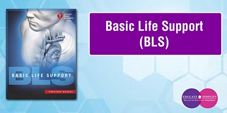 Basic Life Support (BLS) tickets