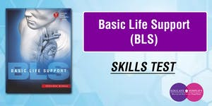 Basic Life Support (BLS) Skills Test
