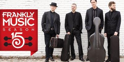 Frankly Music Presents: Brooklyn Rider
