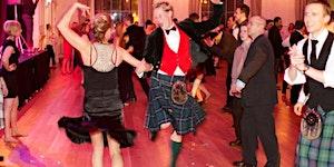 Edinburgh Hogmanay Snow Ball Ceilidh 2019