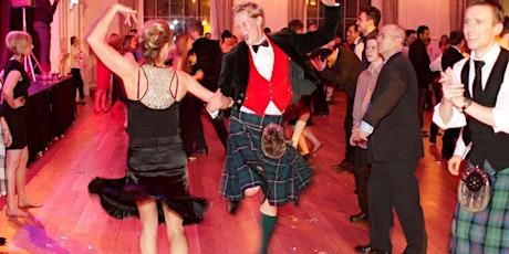 Edinburgh Hogmanay Snow Ball Ceilidh 2019 tickets