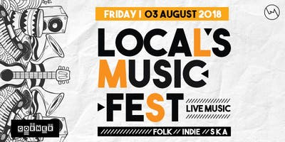 LOCAL'S MUSIC FEST – EXPERIENCE. EMPOWER. CONNECT