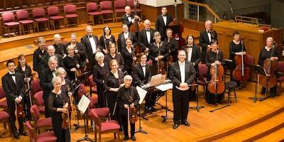 Victoria Chamber Orchestra Concert (April12/19)